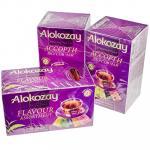Чай пакетированный   25 шт в индивидуальной упак АССОРТИ ВКУСОВ   ''ALOKOZAY''   1/24