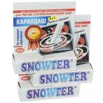 Средство чистящее для стеклокерамических плит   1 шт/уп SNOWTER карандаш   ''АЦНТ''   1/48