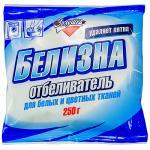 Отбеливатель порошковый   250г для белого и цветного белья БЕЛИЗНА ЗОЛУШКА   ''АМС''   1/24