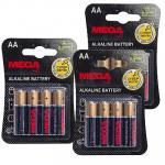 Батарейка AA   4 шт/уп PROMEGA GET в блистере   1/24/144