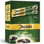 Кофе растворимый порционный   1.8г 26 шт/уп JACOBS MONARCH   1/1