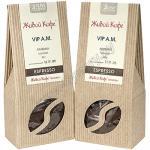 Кофе молотый   200г ESPRESSO VIP A.M. твердая упаковка   ''ЖИВОЙ КОФЕ''   1/1