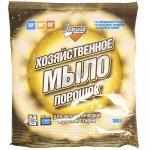 Мыло хозяйственное-порошок   300г для автоматической и ручной стирки ЗОЛУШКА   ''АМС''   1/12