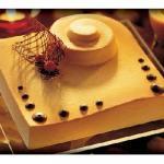 Форма пластиковая ЗАВИТОК   для охлажденных тортов и мороженого   2 шт/уп