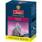 Чай черный листовой   RISTON ВИНТАЖ БЛЕНД   200г