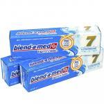 Зубная паста BLEND-A-MED   100мл КОМПЛЕКС 7 отбеливание   ''P&G''   1/6/24